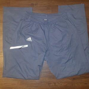 Adidas Mens Small Climaproof Track Pants